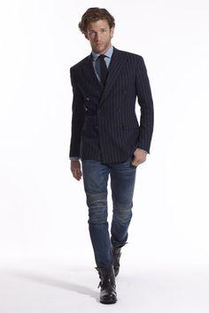 Polo Ralph Lauren Menswear Spring Summer Primavera Verano 2016 New York Fashion Week - #Menswear #Trends #Tendencias #Moda Hombre
