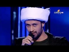 "Watch this beautiful song of Kishor da ""O Sathi Re"" in voice of Atif Aslam, Himesh Reshammiya and Asha Bhosle at Surkshetra Live Performance."