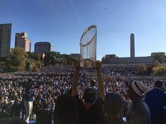 Kansas City Royals 2015 World Series Parade   KMBC