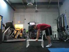 Beast Skills does 90 degree push ups. WOW!