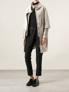 Herno Layered Padded Coat