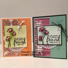 Stampin' Up! love what you do, #share What You Love