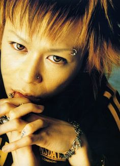Kyo Kyo Dir En Grey, Rock Groups, Visual Kei, Pretty People, Most Beautiful, Handsome, Japan, Metal, Music