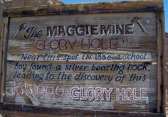 Visit the Maggie Mine in California to see what mining conditions were like back in the day or try your hand at gold panning. It is located near Calico Ghost Town, California.  I-15 and Ghost Town Road, just minutes north of Barstow, California.