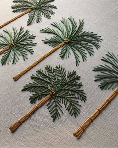 Hand Embroidery Projects, Floral Embroidery Patterns, Hand Embroidery Videos, Simple Embroidery, Hand Embroidery Stitches, Crewel Embroidery, Hand Embroidery Designs, Embroidery Kits, Beaded Embroidery