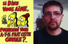 Charb à 19 ans, son coup de crayon et son amour pour Cabu et Plantu - Les Inrocks