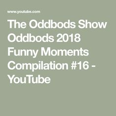 The Oddbods Show Oddbods 2018 Funny Moments Compilation #16 - YouTube