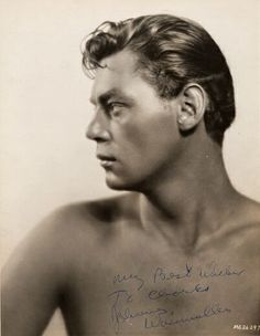 johnny weissmuller yell