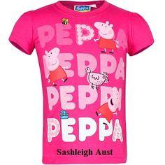 Peppa Pig - Genuine Licensed T-Shirt