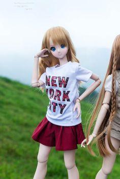 Kizuna Yumeno Smart Doll by leeleelkslks