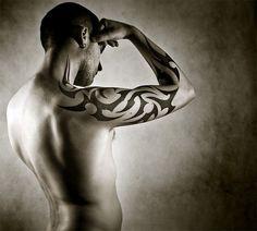 Maori  Tattoo - 35 Awesome Maori Tattoo Designs  <3 <3