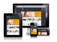 Head website - responsive design http://www.headlondon.com