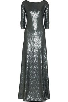 Marc Jacobs | Open-back sequined gown | NET-A-PORTER.COM
