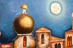 Le Venezie in blu di Elio De Pasco – Fluidofiume Arte