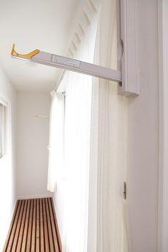 室内の洗濯物干しスペース。 の画像|名古屋・一宮のキッチンスペースプランニング【PA★DU-DUE】のブログ