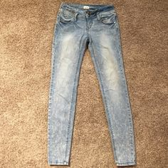 Jeans Low rise jeans Foreign Exchange Jeans Skinny