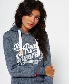 Superdry Real Brand Hoodie