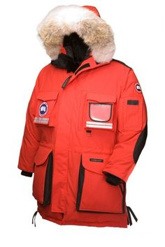 Canada Goose Homme Snow Mantra Parka Rouge401
