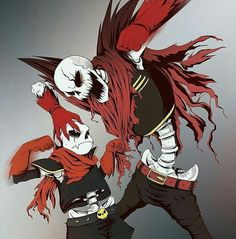 Swapfell and underfell