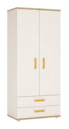 Šatníková skriňa TYP 20 z moderného sektorového nábytku AVALON. Vo vnútri je skriňa vybavená vešiakovou tyčou. Možnosť výberu farby úchytiek: oranžová, limetka, lila, opalino. #byvanie #domov #nabytok #skrine #klasickeskrine #modernynabytok #designfurniture #furniture #nabytokabyvanie #nabytokshop #nabytokainterier #byvaniesnov #byvajsnami #domovvashozivota #dizajn #interier #inspiracia #living #design #interiordesign #inšpirácia Tall Cabinet Storage, Furniture, Home Decor, Decoration Home, Room Decor, Home Furnishings, Home Interior Design, Home Decoration, Interior Design