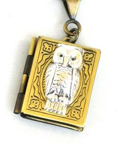owl . pendant . book . locket . enough already.