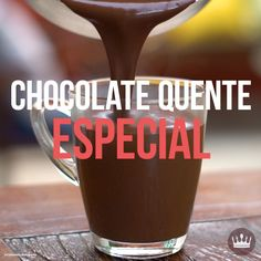 Chocolate Recipes, Hot Chocolate, Diy Beauty Hacks, Comida Disney, Breakfast Recipes, Dessert Recipes, Yummy Food, Tasty, Cooking Recipes