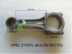 Biela Opel Z17DTL