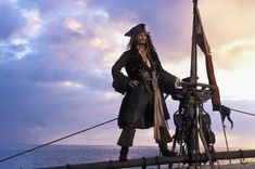 Since we first saw Captain Jack Sparrow back in 2003 in Pirates of the Caribbean: Curse of the Black Pearl, everyone loved him. The fourth film in the pirates franchise was released last week, that. Film Pirates, The Pirates, Pirates Of The Caribbean, Royal Pirates, Caribbean Sea, Film Disney, Disney Songs, Disney Movies, Disney Characters