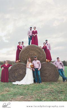 country, weddings, photographer, Missouri