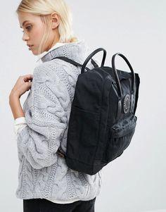 Fjallraven | Fjallraven Kanken No.2 Black Backpack