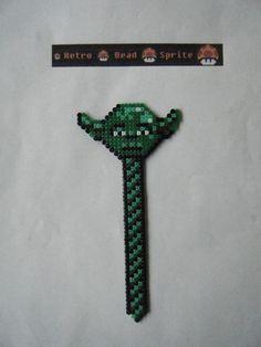 Yoda bookmark
