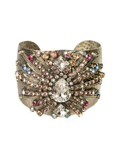 Sparkling Spectacle Cuff - Mothers Day 2013 in Dixie by Sorrelli