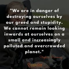 We are in danger of destroying ourselves by our greed and stupidity. Solar Panel Companies, Save Environment, Friday Motivation, Greed, Global Warming, Stupid, Join, How To Plan, Feelings