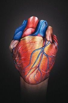guido daniele hand art - impressive