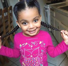 So adorable @12aliyahsmommy - https://blackhairinformation.com/hairstyle-gallery/so-adorable-12aliyahsmommy/