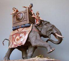 Боевой слон. Войны диодохов