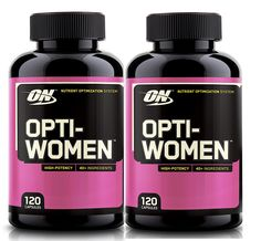 Optimum Nutrition Opti-Women, Women's Multivitamin (2-pack) >>> Check out the image by visiting the link.