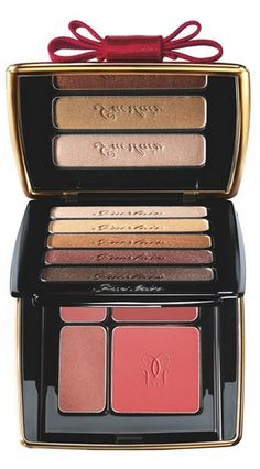 Guerlain 'Petrouchka' Eye & Blush Palette ~ a berry kissed palette, perfect for fall & winter