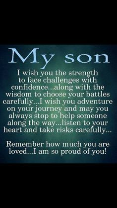 My children quotes - There is nothing like being a parent parenting parent Motheroftheyear fatheroftheyear parentingquotes parentingguide Mother Son Quotes, Mom Quotes, Quotes For Kids, Family Quotes, Life Quotes, Quotes To My Son, Love My Children Quotes, Son Sayings, Heart Quotes