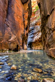 Rivers & Red Rock Itinerary - A 3-day adventure from Las Vegas to Zion and Bryce Canyon national parks.