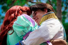 Ariel and Prince Eric | Flickr - Photo Sharing!
