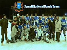 Somali National Bandy Team (2014)