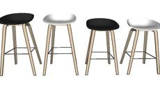 HAY About A Stool AAS32 的 3D 模型