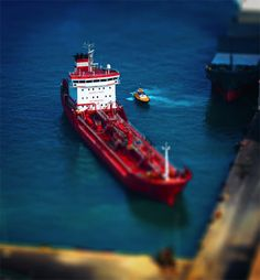 Tilt–shift photography