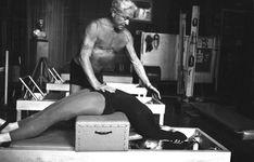 Eve Gentry #pilates