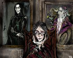 Minerva McGonagall became headmistress of Hogwarts. | 28 Things That Happened After The Harry Potter Books Ended