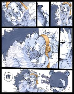 Twitter Gale Fairy Tail, Fairy Tail Amour, Anime Fairy Tail, Fairy Tail Comics, Fairy Tail Natsu And Lucy, Fairy Tail Art, Fairy Tail Ships, Fairy Tales, Gajeel Et Levy