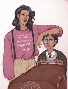 If Harry had been raised by Sirius