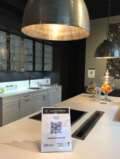 SieMatic France possède désormais son premier showroom connecté en centre-ville de Rennes, tout équipé de flash codes pour raconter l'histoire de chaque objet.