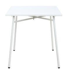 Wenn doch alles im Leben so praktisch und vielseitig wäre wie dieser Carrefour-Tisch. Sein Design beschränkt sich klar auf das Wesentliche und hält sich insgesamt so angenehm zurück, dass Nancy-, Lyon-, Belfort- und Colmar-Stuhl rund um den Carrefour-Tisch optisch perfekt zur Geltung kommen. In einer weiteren Größe und Farbe erhältlich.